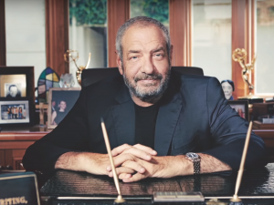 Behind The Scenes with Law & Order's Dick Wolf