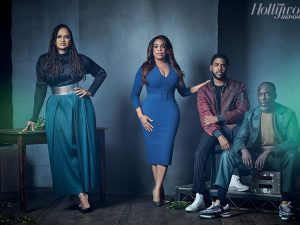 Ava DuVernay, Niecy Nash, Michael K. Williams & Jharrel Jerome Talk 'When They See Us'